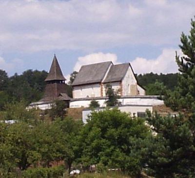 Kostol v Čeríne