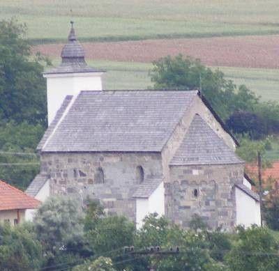 Románsky kostol v Kalinčiakove