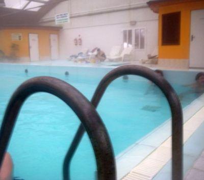 Temálna krytá plaváreň v kúpalisku Vadaš v Štúrove