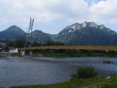 Most cez Dunajec