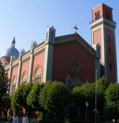 Evanjelický kostol v Kežmarku
