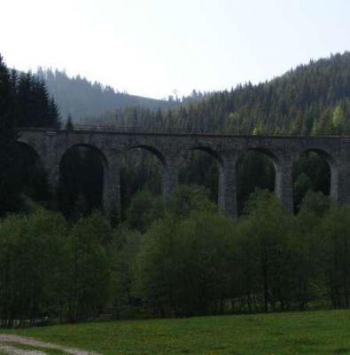 Železničný most za Telgártom