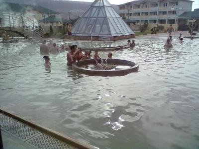 Termálne kúpalisko Podhájska