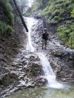 Korytový vodopád (Slovenský raj)