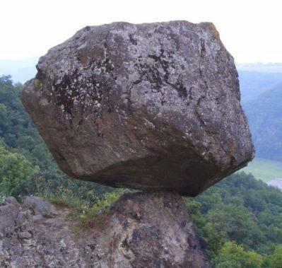 Kývavec Čertova skala
