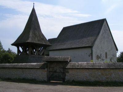 Kostol v Kraskove