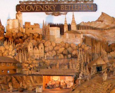 Slovenský Betlehem v Rajeckej Lesnej