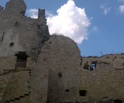 Zrúcanina hradu Blatnica