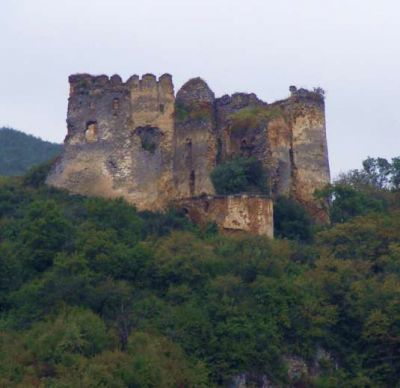 Zrúcanina hradu Čičava