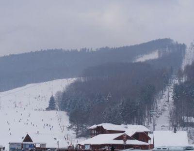 Lyžiarske stredisko Valčianska dolina