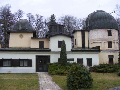 Hvezdáreň v Hurbanove