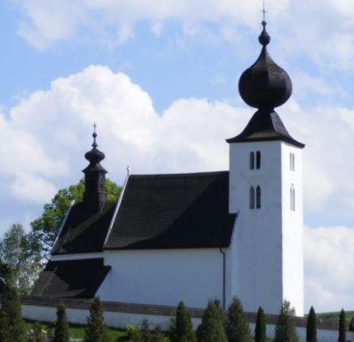 Kostol sv. Ducha v Žehre