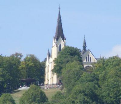 Bazilika Panny Márie - Mariánska hora