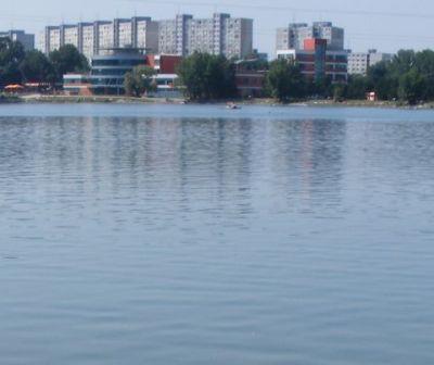 Jazero Veľký Dráždiak