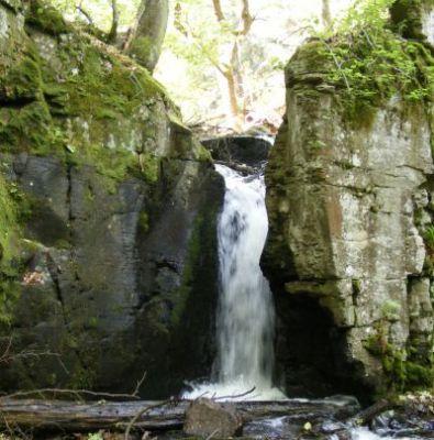 Badínsky vodopád