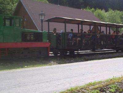 Čiernohronská železnica Vydrovo