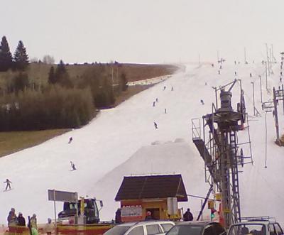 Lyžiarske stredisko Ski Hriňová - Košútka
