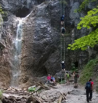 Slovenský raj - Piecky
