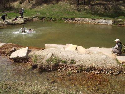 Prírodná termálna voda - Kalameny