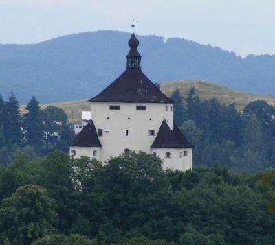 Nový hrad v Banskej Štiavnici